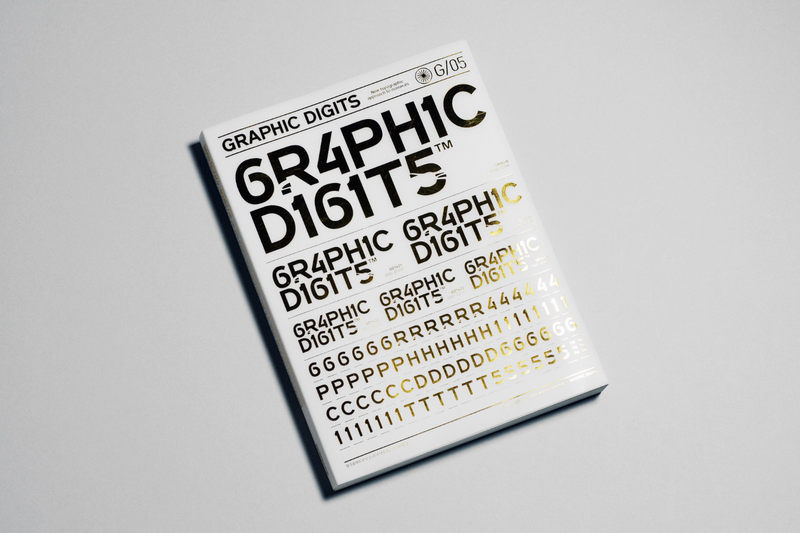 Graphic Digits book cover.