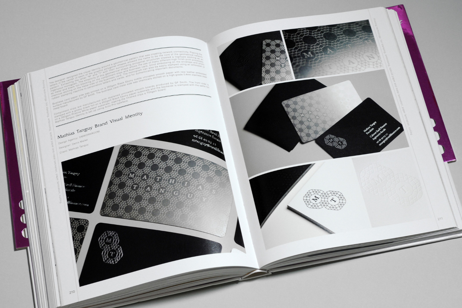 Europa Studio projects featured in Printing Technology published by Artpower International Publishing Co. Limited