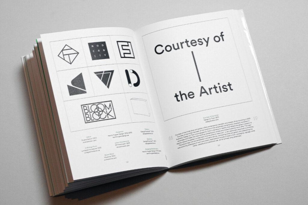 Art Marks - logo design - Julien Hauchecorne