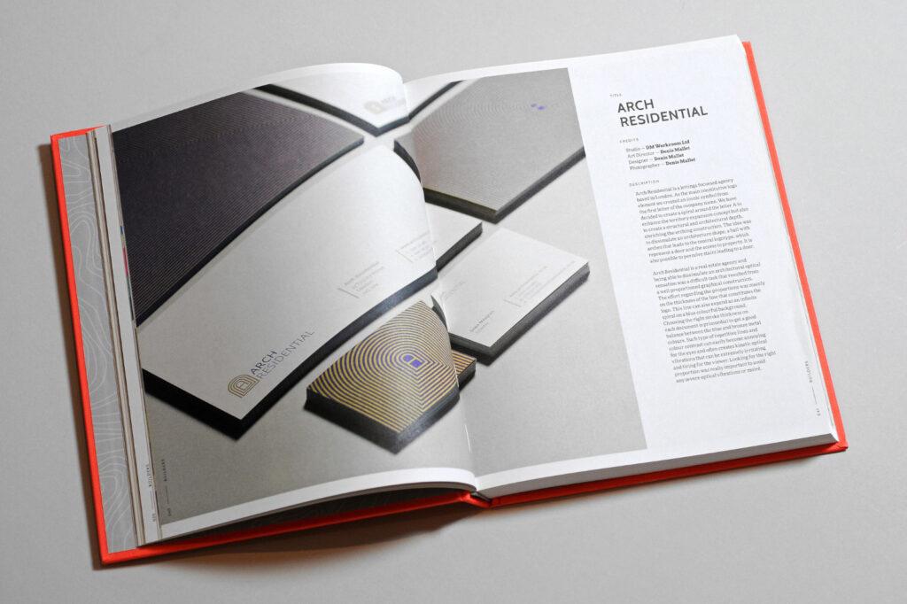 Brand Built — property branding — Arch Residential visual identity